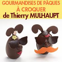 Alsace<br>Pâques 2016<br>collection<br>printanière à croquer<br>créations Thierry MULHAUP
