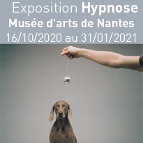 Exposition inédite Hypnose à Nantes