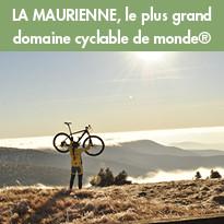 Tous en selle à La  Maurienne !