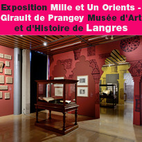 Exposition Mille et Un Orients - Girault de Prangey
