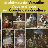 Visitez Versailles avec l'application «Versailles : le Château est à vous»