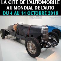 MONDIAL<br>DE L'AUTO<br>DU 4 AU 14 OCTOBRE 2018