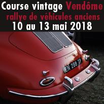 Le Vendôme<br>une course vintage<br>et conviviale