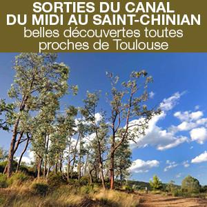Belles découvertes toutes proches de Toulouse !