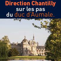 Sur les pas du Duc d'Aumale au Château de Chantilly