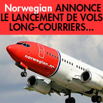 NORWEGIAN<br>lance 3 vols<br>long-courriers<br>low-cost