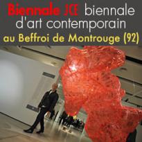 Montrouge (92)<br>Biennale Jeune<br>Création Européenne<br>22 octobre au 1 novembre