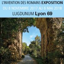 Exposition<br>« AQUA <br>L'invention des Romains»<br>Lyon