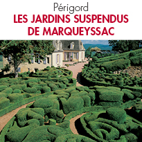 Les jardins suspendus de Marqueyssac <br>Un jardin romantique et pittoresque