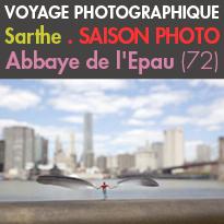 Voyage Photographique<br>abbaye de l'Epau<br>Yvré L'Evêque(72)