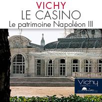 Le Casino de Vichy<br> un cadre festif