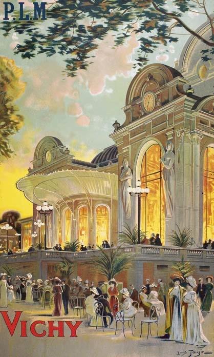 le casino de vichy un cadre festif