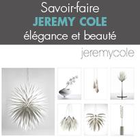 Céramique<br>Jeremy Cole<br>un style singulier