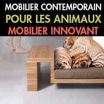 Petsmood<br>mobilier contemporain<br>pour nos animaux