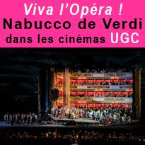 Cinéma UGC<br>Viva l'Opéra!<br>Saison 2018-2019