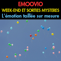 EMOOVIO<br>WEEK-END<br>ET SORTIES MYSTERES