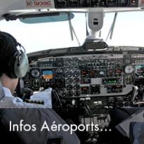 Infos Aéroports