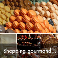 Shopping Gourmand