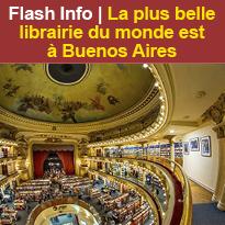 La plus<br>belle librairie<br>du monde