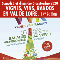VVR, le rendez-vous oenotouristique incontournable en Val de Loire
