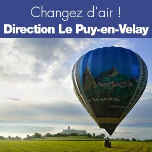 Profitez de l'été indien pour découvrir Le Puy-en-Velay !