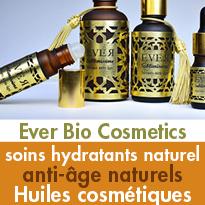 Ever Bio Cosmetics<br>Anti-âge naturel<br>Le sérum Sublimissime