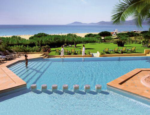Hotel Piscine Languedoc Roubillon