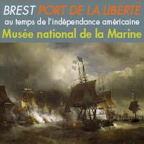 Brest (29)<br>musée de la Marine<br>nouvelle<br>exposition
