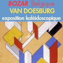 VAN DOESBURG<br>Une nouvelle expression de la vie<br>de l'art et<br>de la technologie
