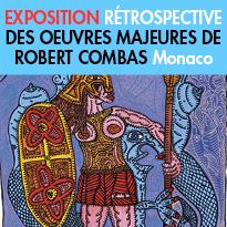 Monaco (98)<br>Exposition<br>de Robert Combas