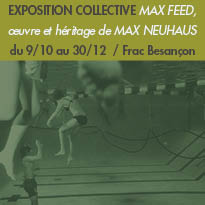 Du 9/ 10 au 30/12<br>Explorations sonores<br>dans le New-York<br>post-industriel<br>au Frac Franche Comté (25)