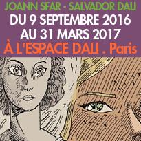 Exposition<br>Espace Dali<br>Paris 75018