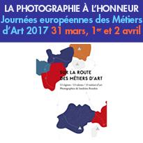 La photographie<br>à l'Honneur<br>Journées européennes<br>des Métiers d'Art<br>Paris 75004