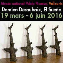 Vallauris (06)<br>Exposition<br>Damien Deroubaix<br>19 mars au 6 juin 2016