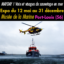 Expo<br>Port-Louis (56)<br>MAYDAY !