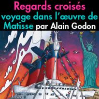 Exposition MATISSE-GODON<br>Musée Matisse (59)<br>Du 14 octobre<br>au 4 mars 2018<br>
