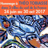 TOBIASSE<br>3 TERRES D'INSPIRATION<br>jusqu'au 30 octobre 2017