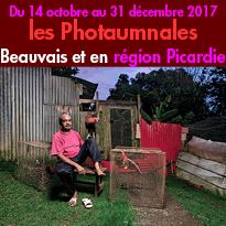 Picardie<br>Festival photographique<br>les Photaumnales<br>du 14 10 au 31 12 2017