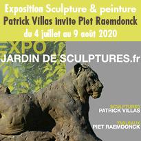 Patrick Villas invite Piet Raemdonck à Soulaucourt sur Mouzon