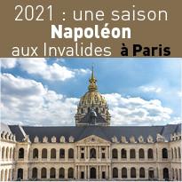 En 2021, une saison Napoléon aux Invalides