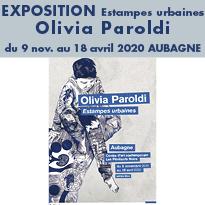 Exposition Estampes urbaines de Olivia Paroldi à Aubagne