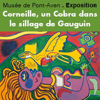 Musée de Pont-Aven exposition de Corneille