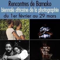 Biennale africaine de la photographiedu 1er février au 29 mars àChamarande (91)