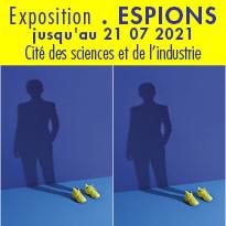 Exposition Espions, affaire spéciale du 20 janvier 2010