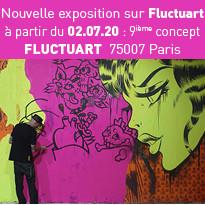 Exposition Vision d'ensemble  30 ans de dialogue artistique