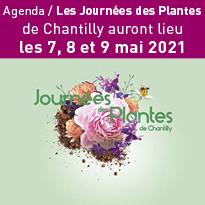 Annulation / des Journées des Plantes de Chantilly