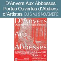 Portes Ouvertes d'Ateliers d'Artistes à Paris