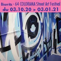 Biarritz COLORAMA Street Art Festival