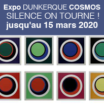 Dunkerque Exposition COSMOS Silence, on tourne !