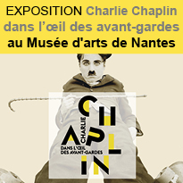 Expo Charlie Chaplin dans l'œil des avant-gardes